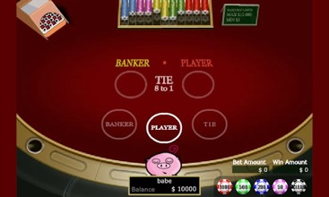 Baccarat at Betway Casino