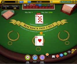 Blackjack At Betway Casino