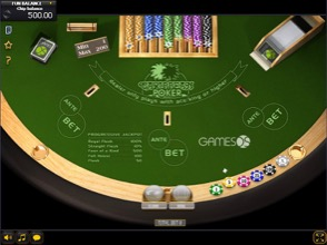 Caribbean Poker By Games OS