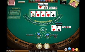 Casino Holdem Poker At Betway Casino