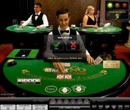 Casino Holdem - Player Decision