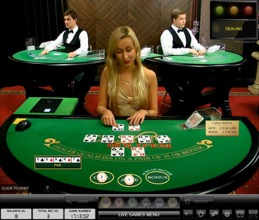 Live Dealer Casino Holdem