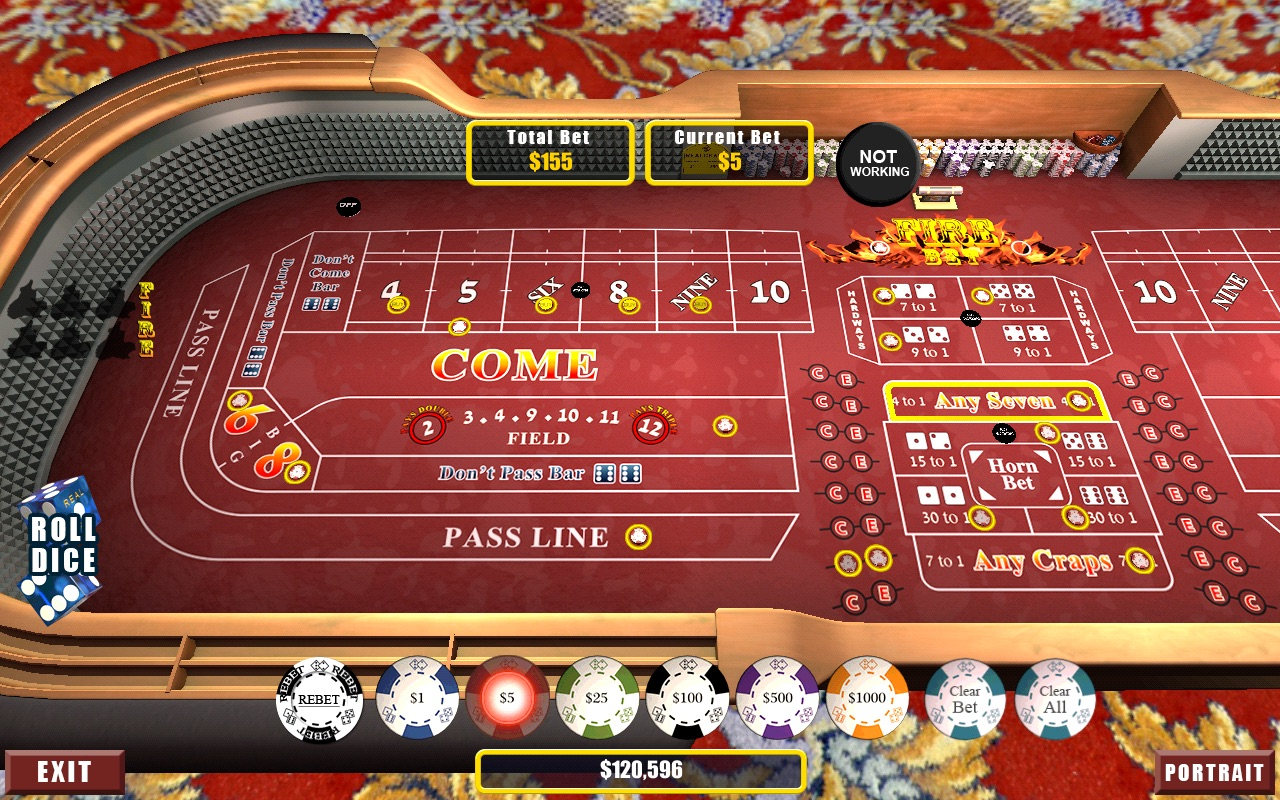 best online craps casino casino games