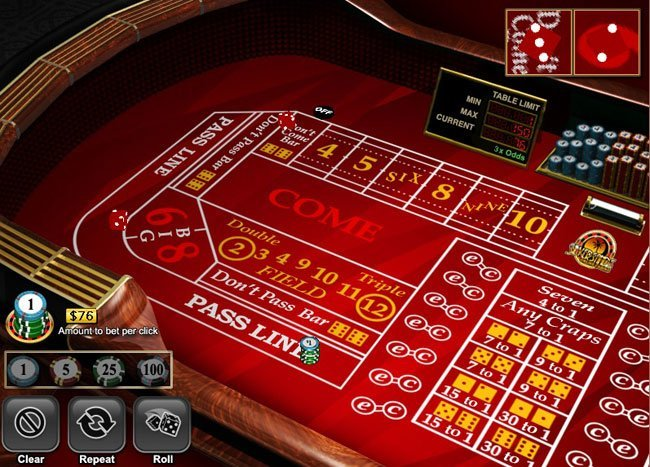 best online craps casino like a diamond