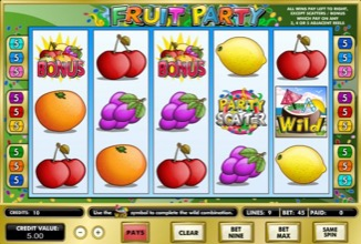 Fruit Party Machine