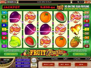 Fruit Fiesta Machine
