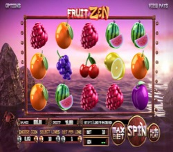 Fruit Zen Machine