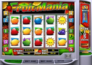 FruitMania Machine