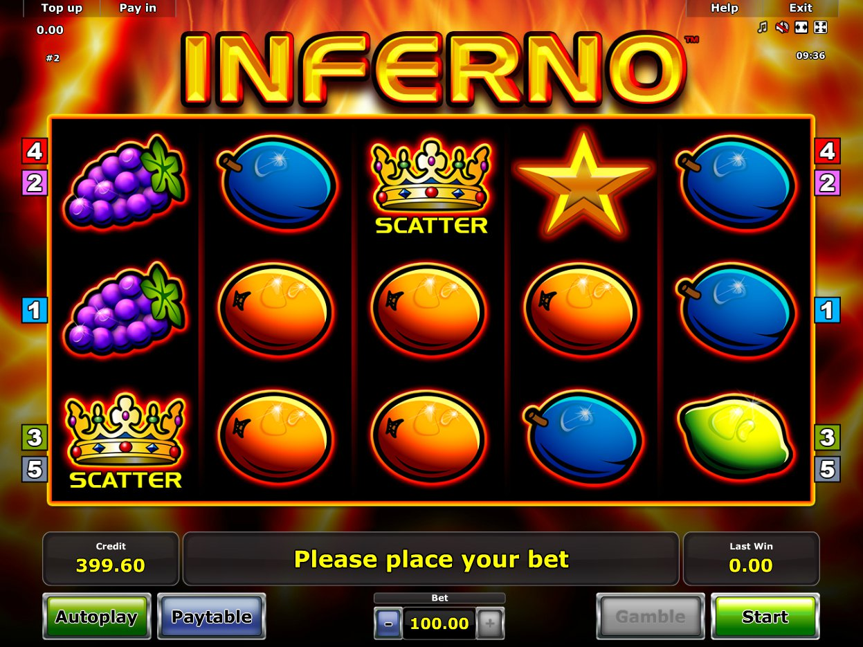Best Fruit Machines