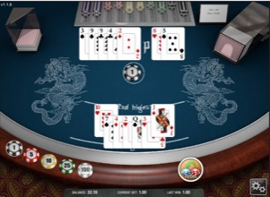 Pai Gow Poker Rebet Screenshot
