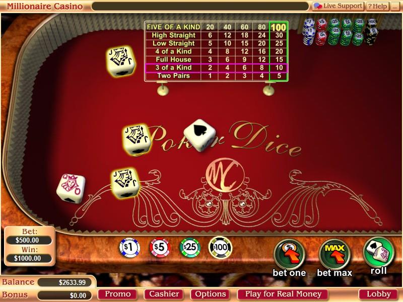 Casino poker dice casino slots.com vegas
