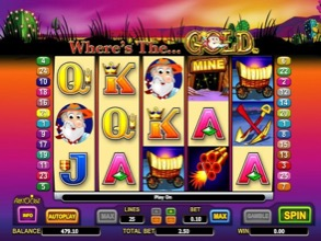 Pokies - Where's The Gold