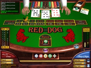 Red Dog Poker Online