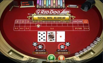 Winning Red Dog Poker Online