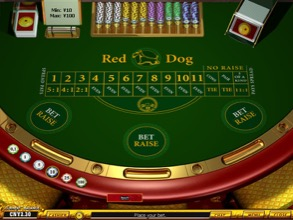 Red Dog Poker On Tablets