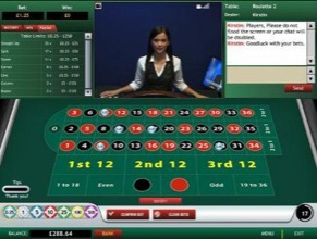 Roulette With Dealer