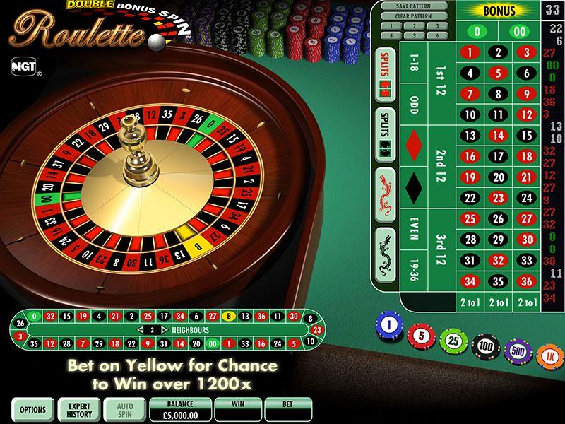 Online Casino Roulett