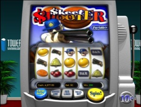 Skeeter Shooter Slot