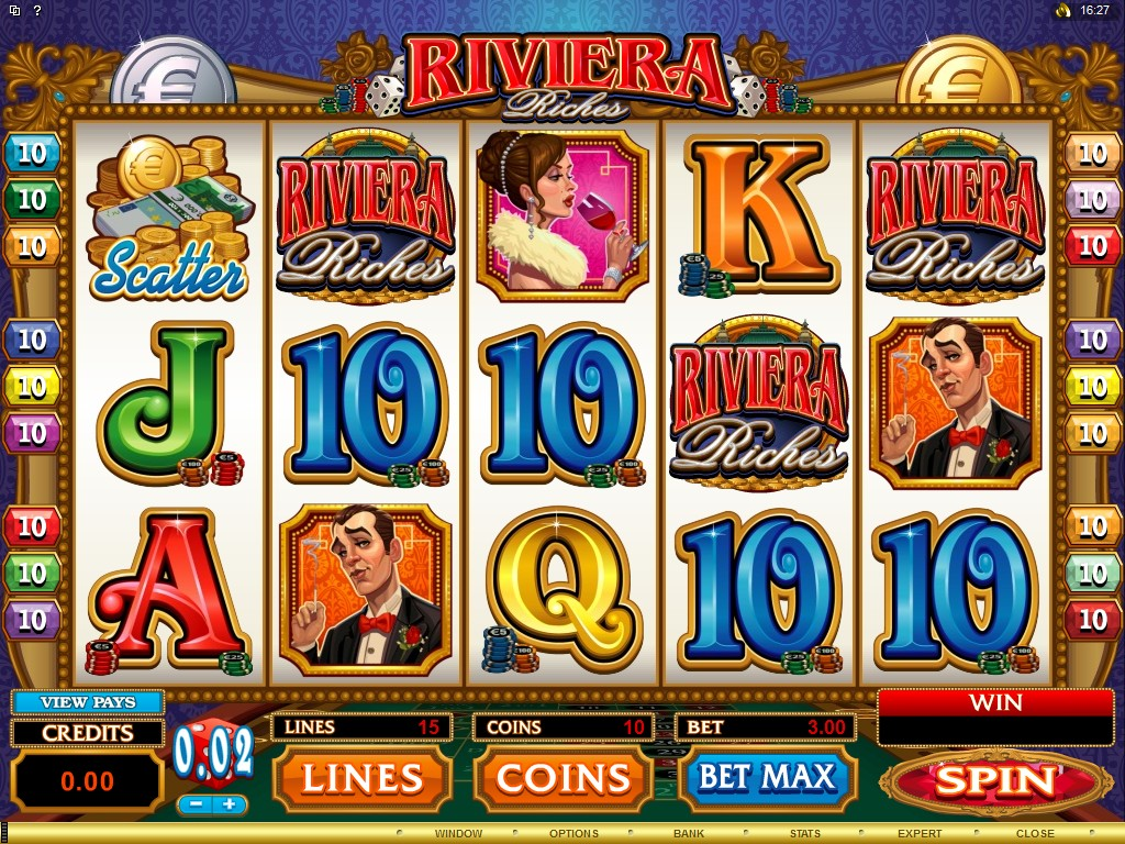 Casino Online Slot Games