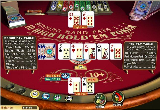 Турнире покер игры в стратегия
