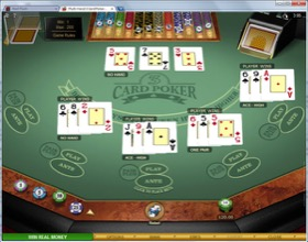 Casino Games Online Poker