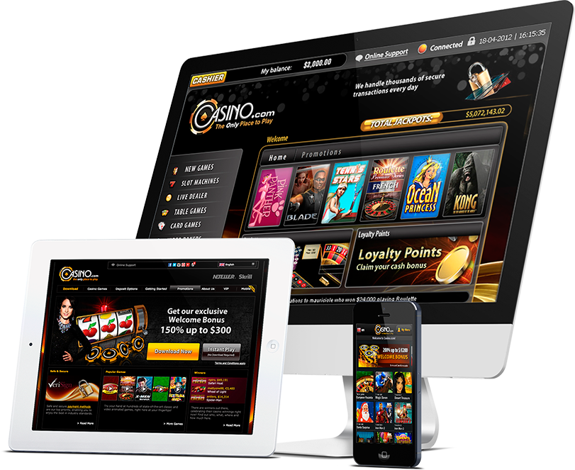 secure online casino q gaming