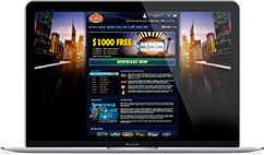 Spin Palace Casino on Desktop