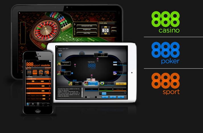 888 Casino Casino Screenshot #3