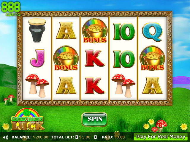 888 Casino Casino Screenshot #0