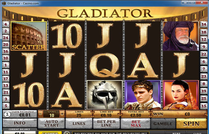 Casino.com Casino Screenshot #2