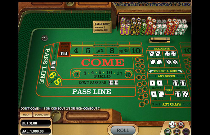 Drake Casino Casino Screenshot #1