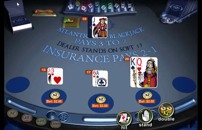 Lincoln Casino Casino Screenshot #4