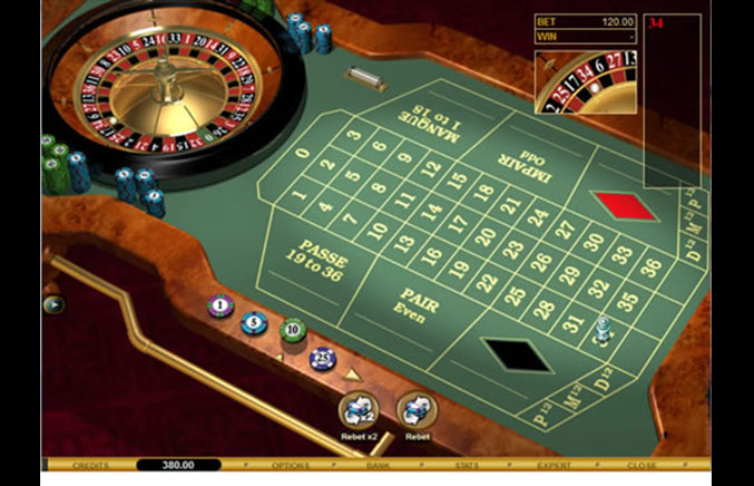 Spin Palace Casino Casino Screenshot #1