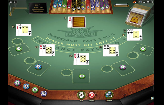 Spin Palace Casino Casino Screenshot #3
