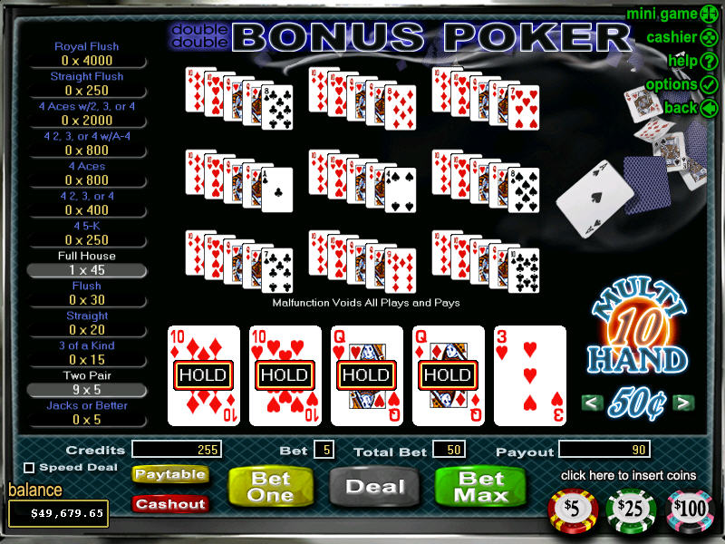 Thunderbolt Casino Casino Screenshot #4