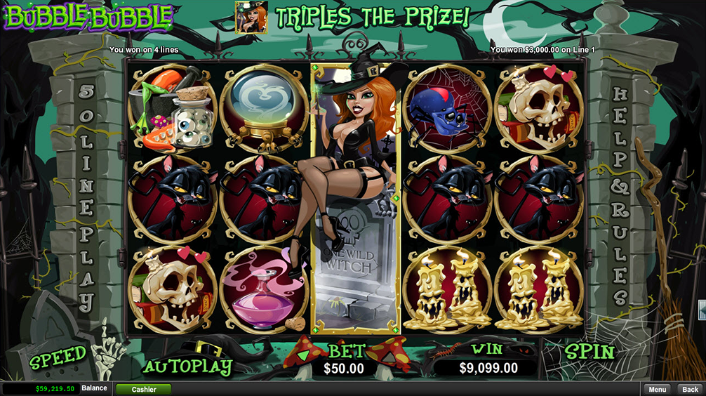 Thunderbolt Casino Casino Screenshot #2