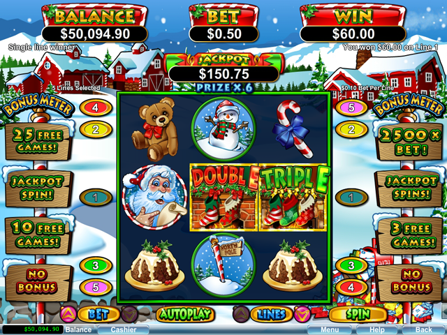 Thunderbolt Casino Casino Screenshot #0