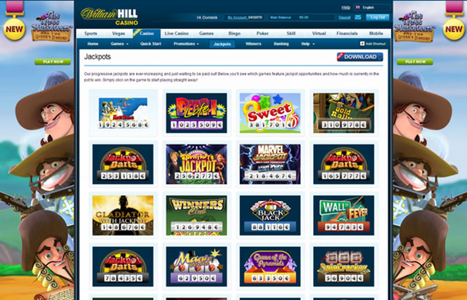 online casino william hill sizzling hot online spielen