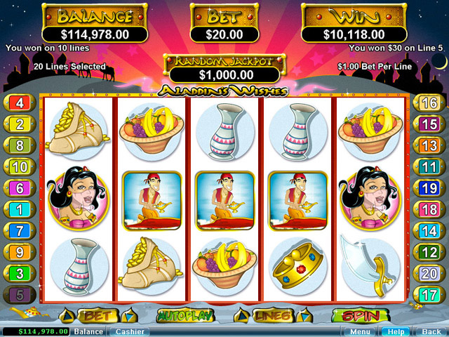 Yebo Casino Casino Screenshot #0