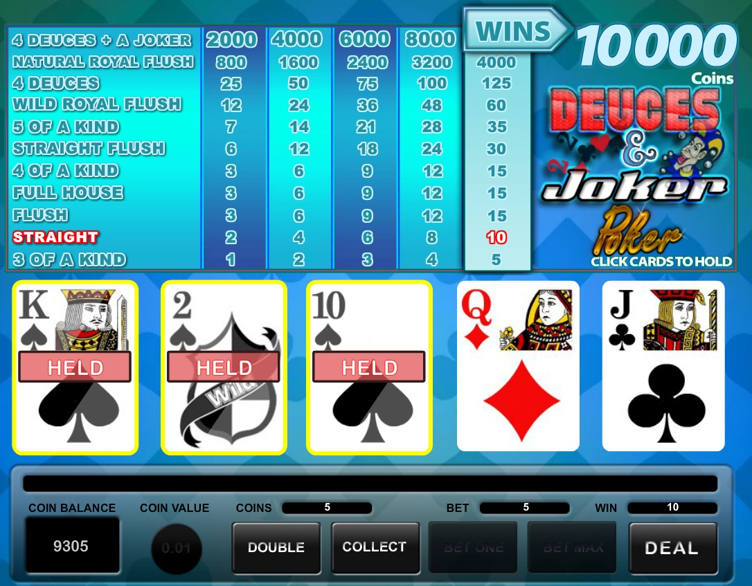 best casino online poker joker