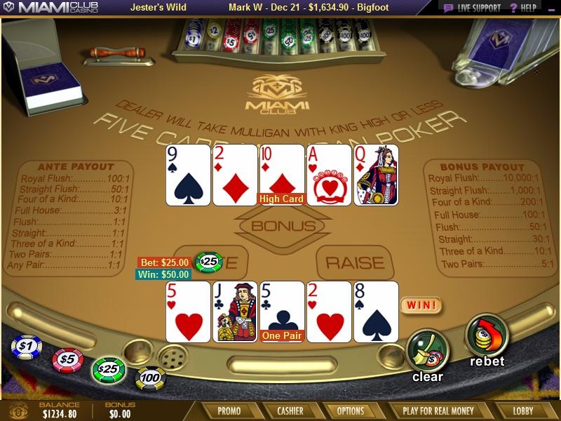 Poker popularity 2018