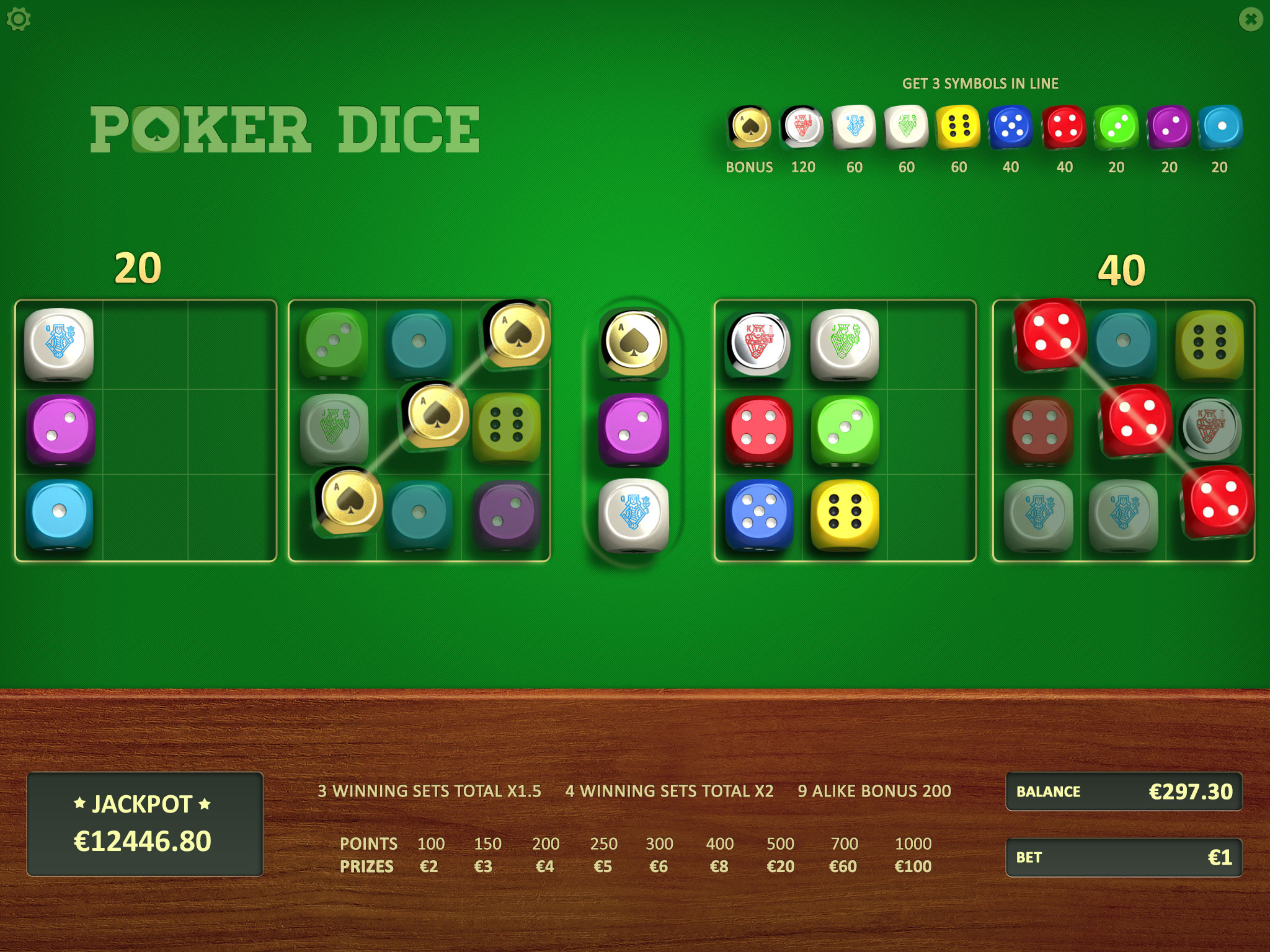 online casino websites dice roll online