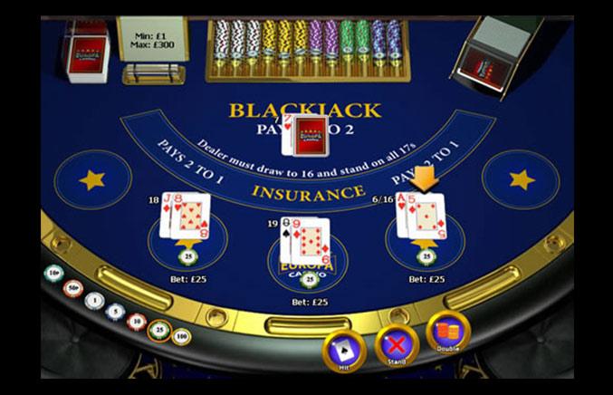 Korte uitleg blackjack
